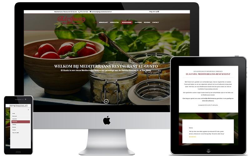 El Gusto Mediterraans Restaurant