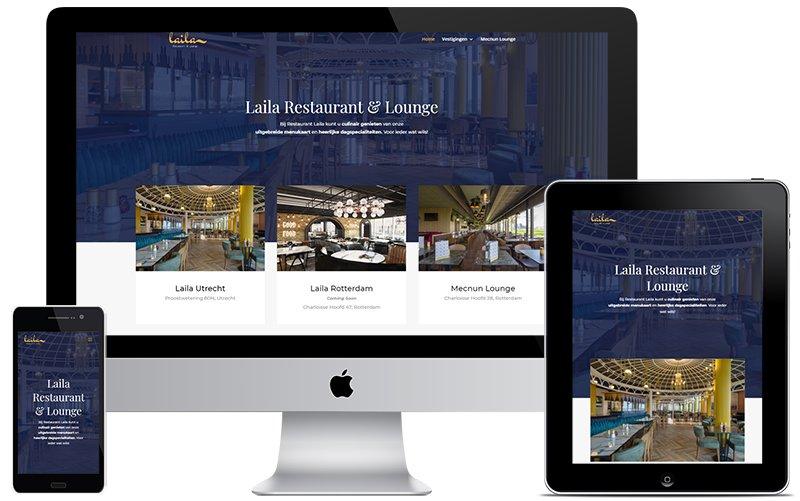Laila.nl | Turks restaurant